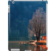 Gone fishing | waterscape photography iPad Case/Skin
