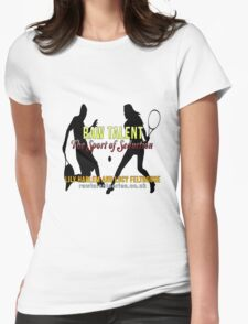 Raw Talent Womens Fitted T-Shirt