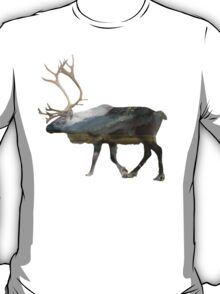 Reindeer Road to Homer T-Shirt