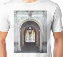 Corridor of Pillars Unisex T-Shirt