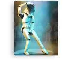 Smooth Troopinal [Star Troop Dance] Canvas Print
