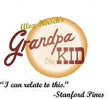Grandpa the Kid by TheArcadeAddict