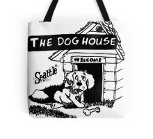 Retro Seattle – Dog House Restaurant  Tote Bag