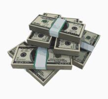 Money Stacks by cnstudio