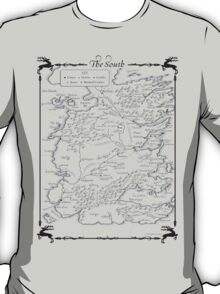 GAME OF THRONES-THE SOUTH T-Shirt