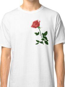 Beautiful Rose Flower Classic T-Shirt