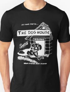 Retro Seattle – Dog House Restaurant T-Shirt Unisex T-Shirt