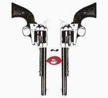 Face gun by OttoIch