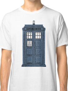 The TARDIS Classic T-Shirt