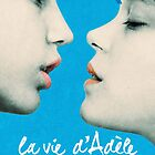 Blue is the Warmest Color poster by bigelowed