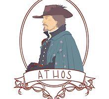 Athos by Jemima Williams