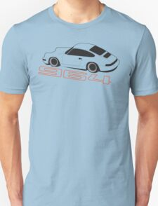 Porsche 964 Graphic Unisex T-Shirt