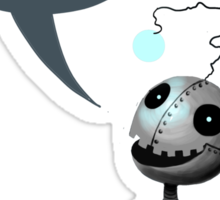 Hello World! Sticker
