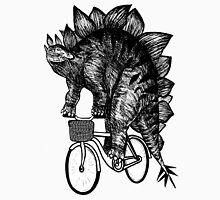 Stegosaurus Funny Unisex T-Shirt