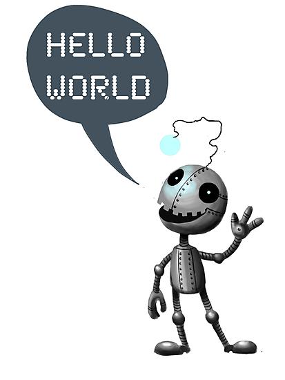 Hello World! by Ali Lavoie