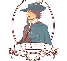 Aramis by Jemima Williams