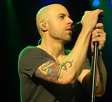 Chris Daughtry ~ London Shepherds Bush Empire by Janine LX