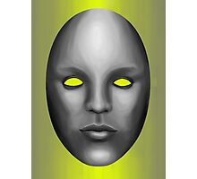 Android Visage Photographic Print