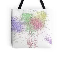 The Graph Of Thinkers Tote Bag