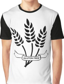 Gluten Free Graphic T-Shirt