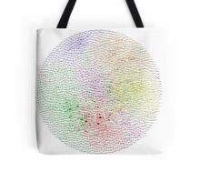 The Graph Of Ideas Tote Bag