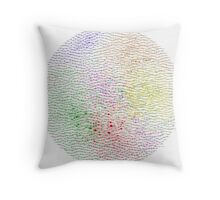The Graph Of Ideas Throw Pillow