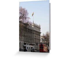 Gay Marriage Legal England And Wales Greeting Card