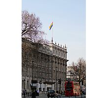 Gay Marriage Legal England And Wales Photographic Print