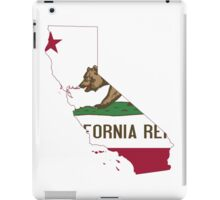 California Merch iPad Case/Skin