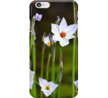 Ladybug in a Flower iPhone Case/Skin