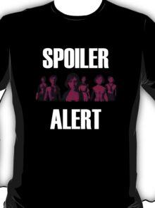 Elizabeth Spoiler Alert T-Shirt