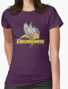The Asgardians Womens Fitted T-Shirt
