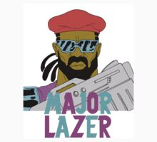 Major Lazer by CasperrNN