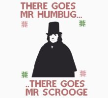 There goes Mr Humbug by ClassicClothing