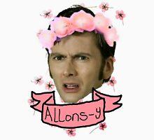 Tenth Doctor Flower Crowns T-Shirt