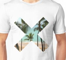 Beach X  Unisex T-Shirt