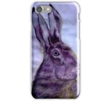Hare iPhone Case/Skin