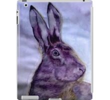 Hare iPad Case/Skin