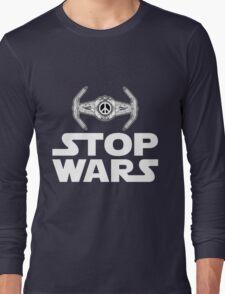 Stop Wars [Hippy Ye] Long Sleeve T-Shirt