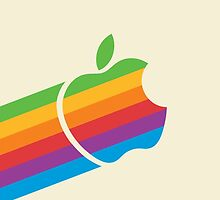Apple Multicolor by anthonhim