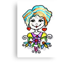 Dolly 3 Canvas Print