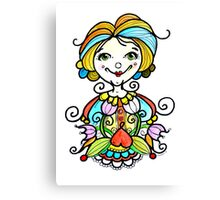 Dolly 6 Canvas Print