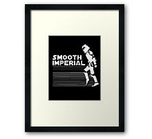 Smooth Imperial Framed Print