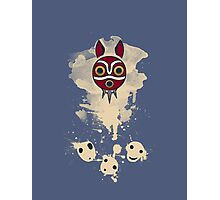 Mononoke Splash Photographic Print