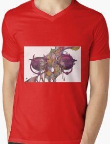 Labyrinth door knockers Mens V-Neck T-Shirt