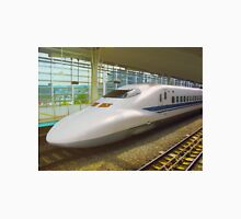 Shinkansen bullet train, Japan Unisex T-Shirt