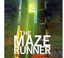 The Maze Runner Phone Case by voidstiles