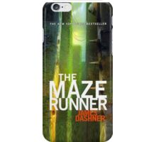 The Maze Runner Phone Case iPhone Case/Skin