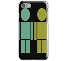 gay rainbow iPhone Case/Skin