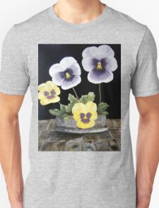 Special Pansies T-Shirt